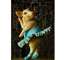 I'm Dancing With The Stars! Photographic Print