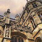 St. George's Chapel, Windsor by Linda Hardt