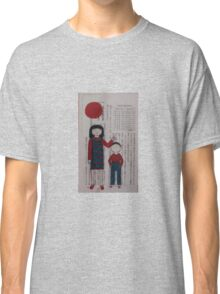 Sister and Brother Classic T-Shirt