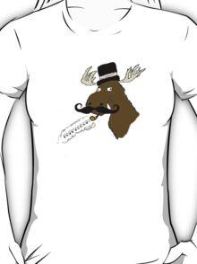 Moose-Stache T-Shirt