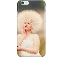 The Wish Maker iPhone Case/Skin