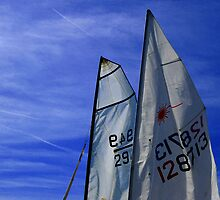 Sail away by iwasframed