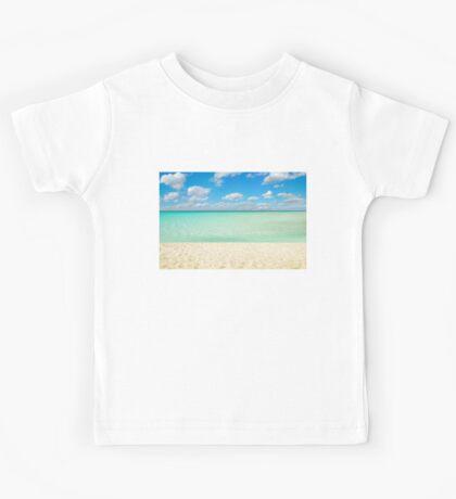 Varadero Beach, Cuba Kids Tee