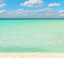 Varadero Beach, Cuba Sticker