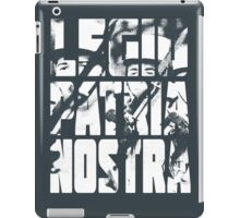 French Foreign Legion - Legio Patria Nostra iPad Case/Skin