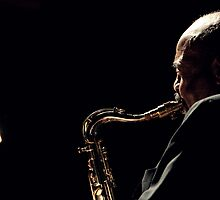 James Moody by Juan-Carlos Hernandez