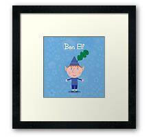 Ben Elf Framed Print