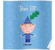 Ben Elf Poster