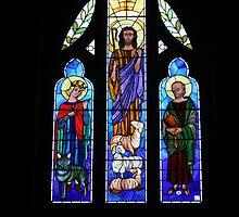 Church of St. Edmund's - Thurlaston, Warwickshire, England by Allen Lucas