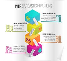INTP Sarcastic Functions Poster