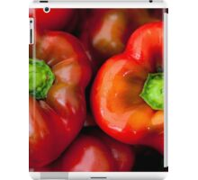 A Pair of Peppers iPad Case/Skin