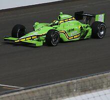 Green Machine by Dean Mucha