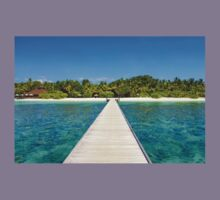Postcard from the Maldives - Velidhu Atoll in the Indian Ocean Kids Clothes
