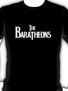Hard Days Knights (Baratheon shirt) T-Shirt