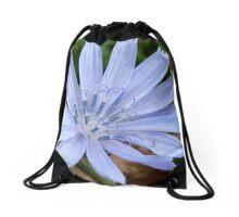 Wild Chicory Drawstring Bag