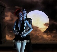 ever dance with the devil in the pale moonlight? by Cheryl Dunning