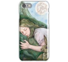 March Moon iPhone Case/Skin