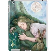 March Moon iPad Case/Skin
