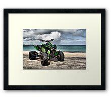 Nathan - 7 Framed Print