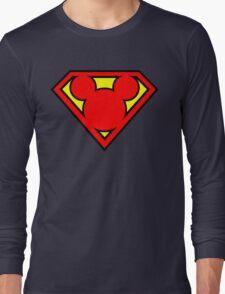Super Mickey Long Sleeve T-Shirt