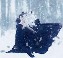 Petulance of Winter by drichardsonart