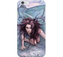 The Old Straight Track iPhone Case/Skin