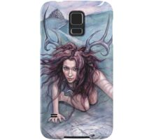 The Old Straight Track Samsung Galaxy Case/Skin
