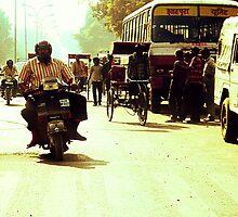 Jaipur Rider by Th3rd World Order