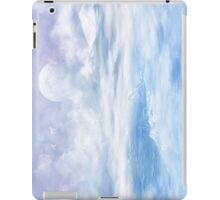 Snow valley iPad Case/Skin