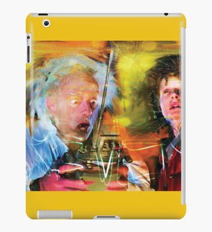 Back in Time iPad Case/Skin