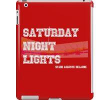 Saturday Night Lights iPad Case/Skin