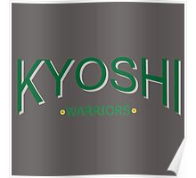 Avatar Brands- The Kyoshi Warriors Poster