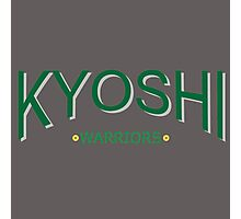 Avatar Brands- The Kyoshi Warriors Photographic Print