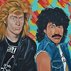 Hall And Oates! by Theresa Christensen