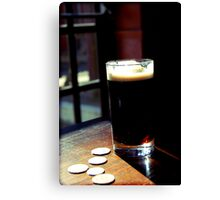 Half-Pint Canvas Print