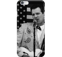 Chris Isaak iPhone Case/Skin
