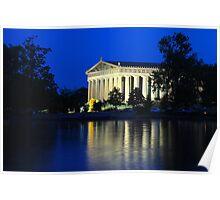 The Parthenon - Nashville, TN Poster