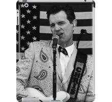 Chris Isaak iPad Case/Skin