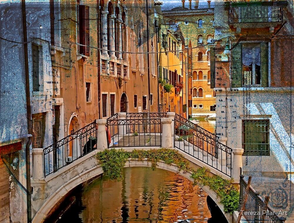 bridge of thoughts.... by terezadelpilar ~ art & architecture