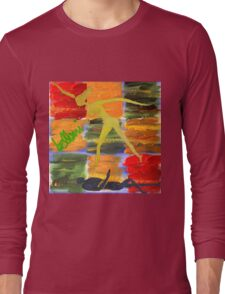The 3 Forms Of Energy and The Danavi Long Sleeve T-Shirt