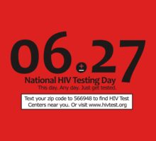 National HIV Testing Day. by elywithmachine