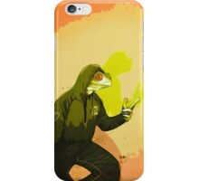 KOOL KERMIT iPhone Case/Skin