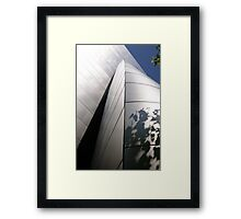 Disney Hall_6 Framed Print