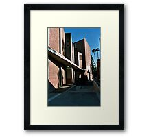 Riverside Community College Theater Framed Print