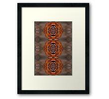 Cedar Rose Framed Print