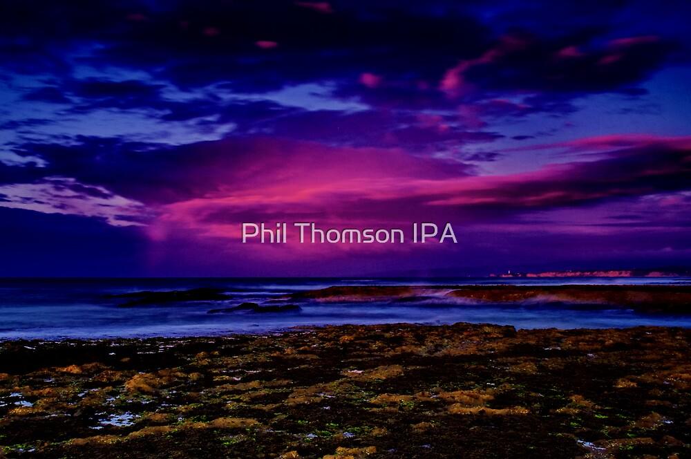 """Twilight Rainstorm"" by Phil Thomson IPA"