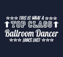 This Is What A Top Class Ballroom Dancer Looks Like by Chimpocalypse