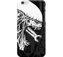 Alien Xenomorph 2 iPhone Case/Skin