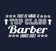 This Is What A Top Class Barber Looks Like by Chimpocalypse