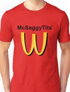 McSaggyTits Unisex T-Shirt